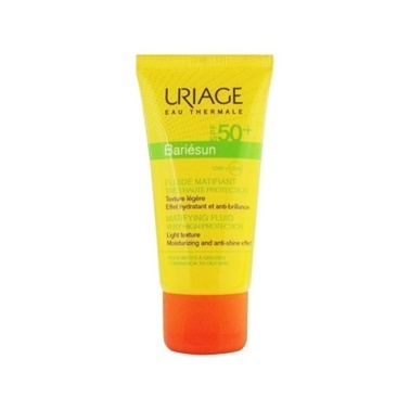 Uriage URIAGE Bariesun Matifying Fluid SPF50+ 50 ml Renksiz